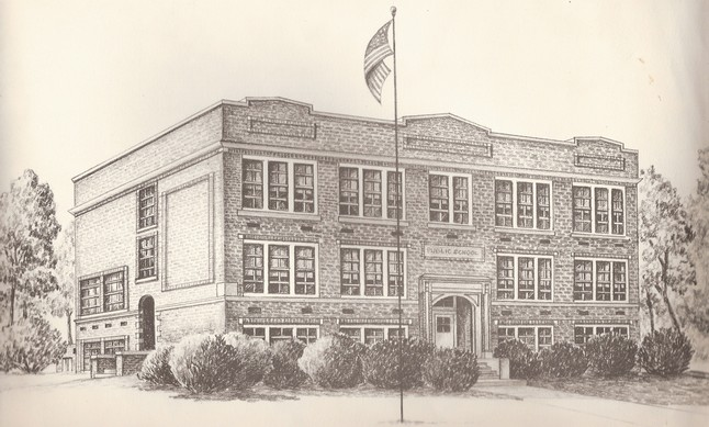 School Building Drawings
